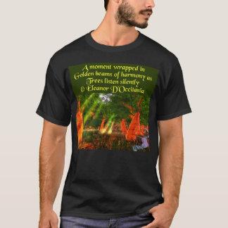 Zonnestralen van BasisDark van het Mannen van de T Shirt