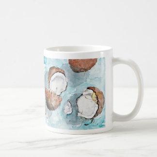 Zonnige Kokosnoten Koffiemok