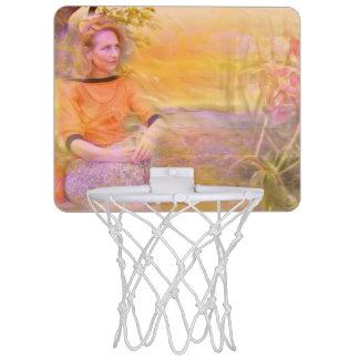 Zonnige Ogenblikken Mini Basketbalring