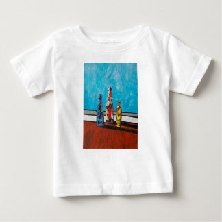 Zonovergoten Flessen Baby T Shirts