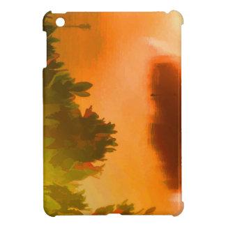 Zonsondergang 2 van Backcountry iPad Mini Case