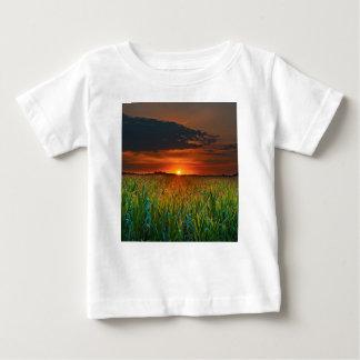 Zonsondergang Baby T Shirts