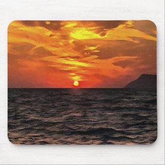 Zonsondergang over de Middellandse Zee Muismatten