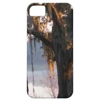 Zonsopgang over een klein meer in het Zuiden Barely There iPhone 5 Hoesje