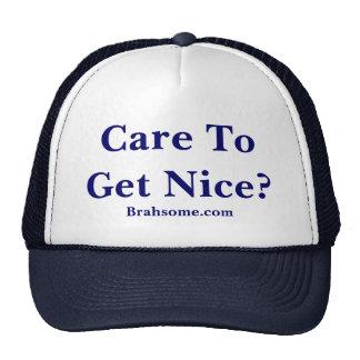 Zorg om Nice te krijgen? Pet