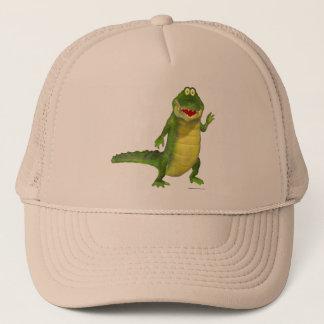 Zout de Krokodil Trucker Pet