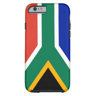 ZUID-AFRIKA TOUGH iPhone 6 HOESJE