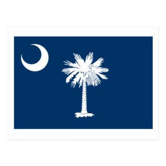 Zuid- Carolina Briefkaart