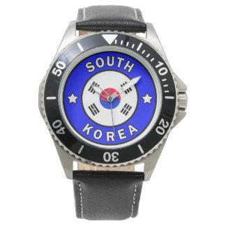 Zuid-Korea Horloge