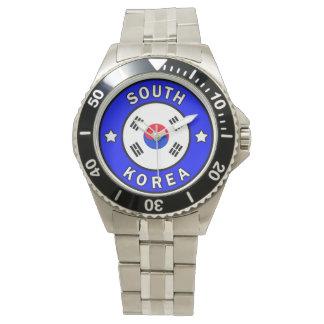 Zuid-Korea Horloges