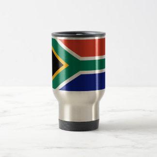 Zuidafrikaanse Vlag Reisbeker