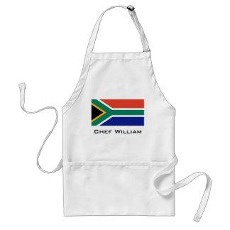 Zuidafrikaanse Vlag Standaard Schort
