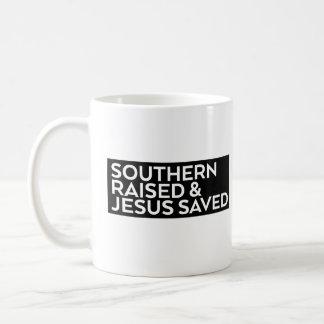 Zuidelijke Opgeheven & Jesus Saved Koffiemok