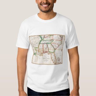 Zuidelijke Sectie Verenigde Staten Shirts