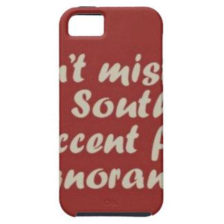 Zuidelijke Spreuken Tough iPhone 5 Hoesje