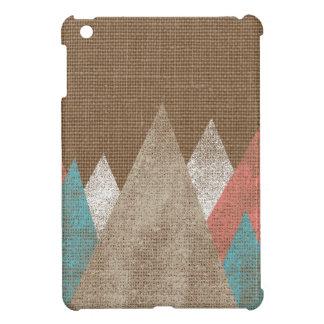 Zuidwestelijke StammenLinnen & Geometrics #1 iPad Mini Cover