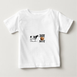 zuivel noot baby t shirts