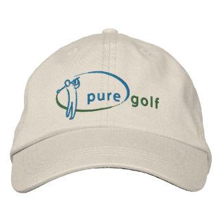 Golf - geborduurd