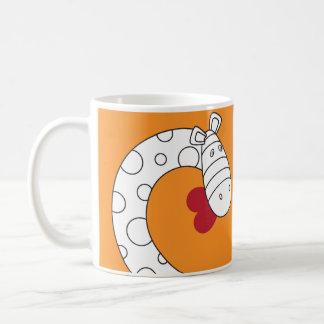 Zuiver Sinaasappel Impossimals® - Squishy Koffiemok