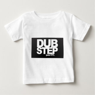 Zuivere Dubstep Baby T Shirts