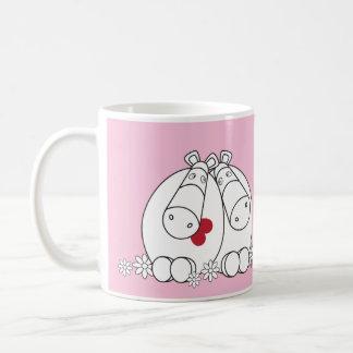 Zuivere Impossimals® - Mooie Roze Koffiemok