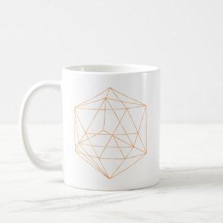 Zuivere Meetkunde Koffiemok
