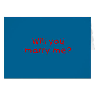 Zult u me huwen? De Speld van het Hoofdkussen van Kaarten