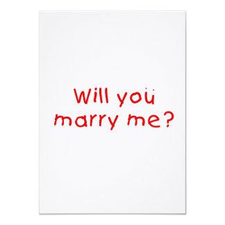 Zult u me huwen? De Sticker van de Zegel van de Persoonlijke Aankondiging