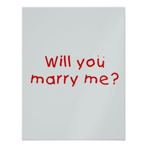 Zult u me huwen? De Sticker van de Zegel van de Uitnodigingen