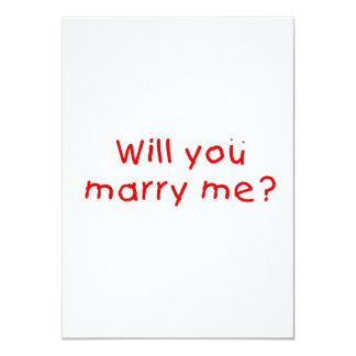 Zult u me huwen? De Sticker van de Zegel van de Persoonlijke Aankondigingen