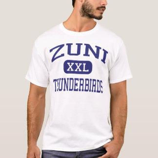 Zuni - Hoge Thunderbirds - - Zuni New Mexico T Shirt
