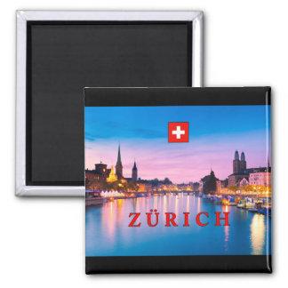 Zürich 003D Magneet