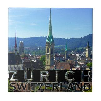 Zürich Tegeltje