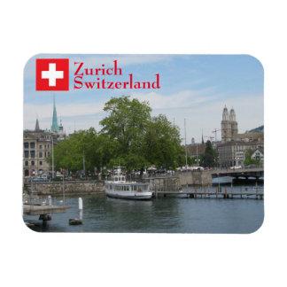 Zürich, Zwitserland Magneet