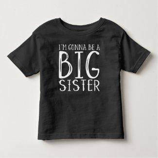 Zwangerschap: I'm gonna be a BIG sister