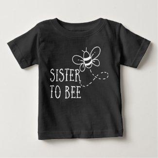 Zwangerschap: Sister to Bee