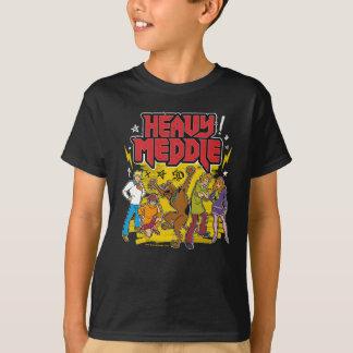 "Zware scooby-Doo | ""bemoeit metzich"" Grafisch T Shirt"