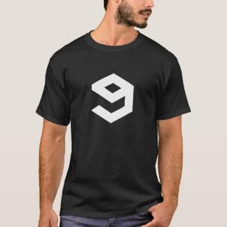 (zwart) 9gag t shirt