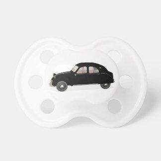 Zwart Citroën 2CV Speentje