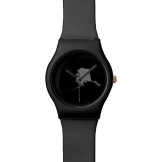 Zwart en Grijs Alaska Horloge