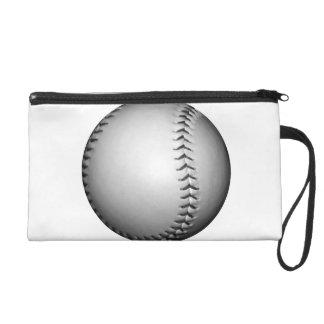 Zwart het Stikken Honkbal Softball