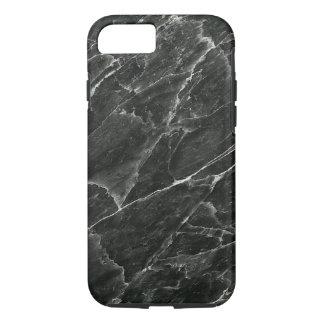 Zwart Marmer iPhone 8/7 Hoesje