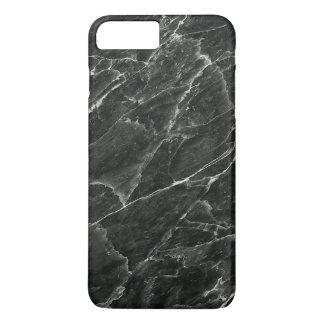 Zwart Marmer iPhone 8/7 Plus Hoesje