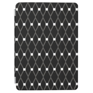Zwart Rooster Argyle iPad Air Cover