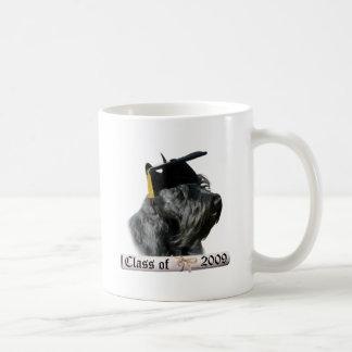 Zwart Schots Afstudeerder 09 van Terrier Koffiemok
