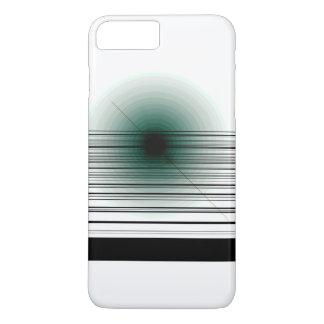 zwart stip iPhone 8/7 plus hoesje