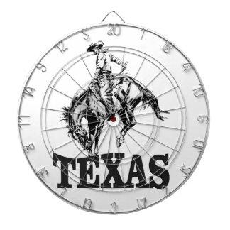 Zwart Texas Dartbord
