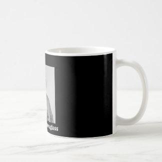 Zwart-wit Afbeelding van Frederick Douglass Koffiemok