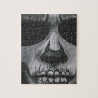 Zwart & Wit Eng Gezicht… Puzzel