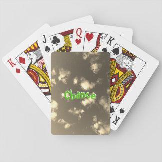 Zwart-wit Speelkaarten